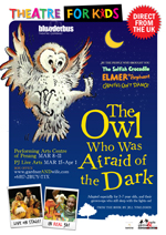 The Owl who was Afraid of the Dark Poster