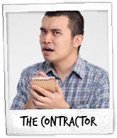 Phoon Chi Ho as The Contractor